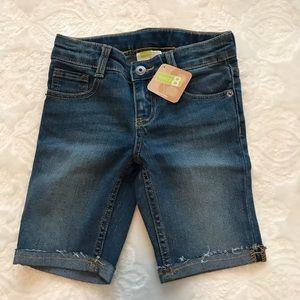 Unisex Toddler Jean Shorts
